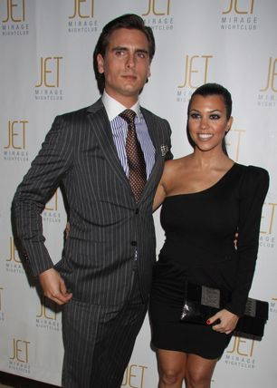 Kourtney Kardashian i Scott Disick nadal razem (FOTO)