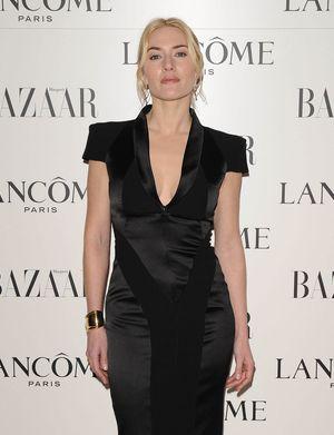 Czarna elegancja w wydaniu Kate Winslet (FOTO)