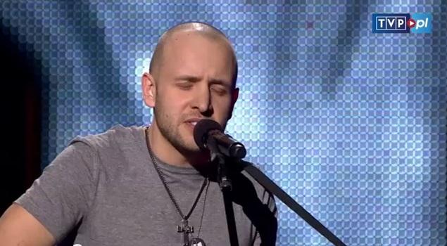 Michał Jabłoński - nowe odkrycie w The Voice of Poland