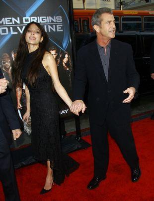 Pierwsze zdjęcie córeczki Mela Gibsona (FOTO)