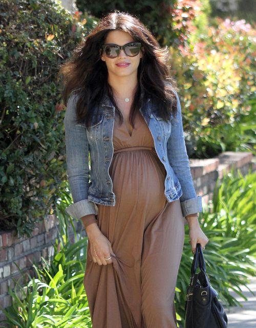 Jenna Dewan jest coraz większa i coraz piękniejsza (FOTO)