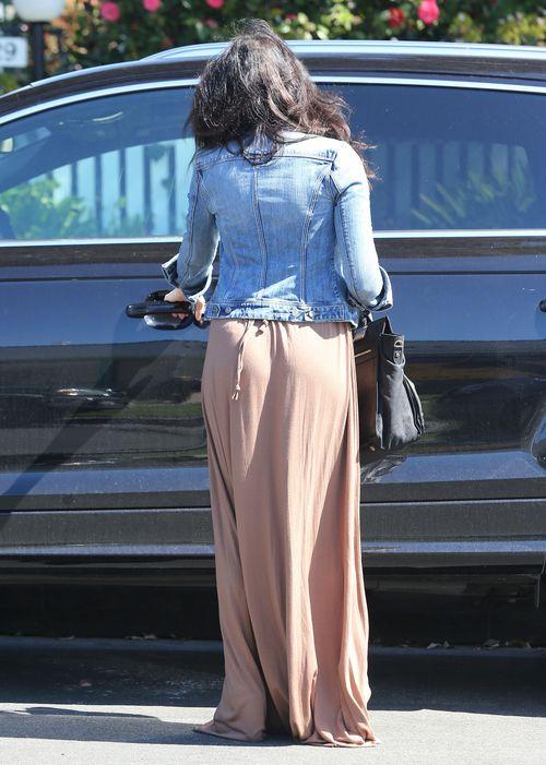 Jenna Dewan jest coraz wi�ksza i coraz pi�kniejsza (FOTO)