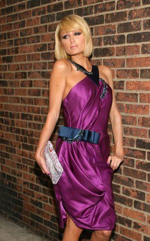 Poskręcana Paris Hilton (FOTO)