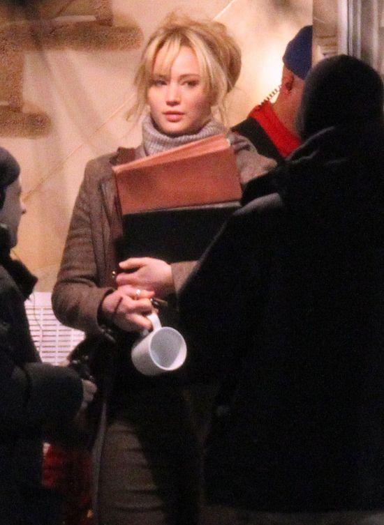 Jennifer Lawrence, grzywka
