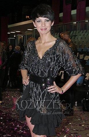 Dorota Gardias na Tygodniu Mody (FOTO)