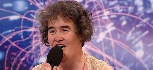 Susan Boyle nie wygrała Britain's got talent