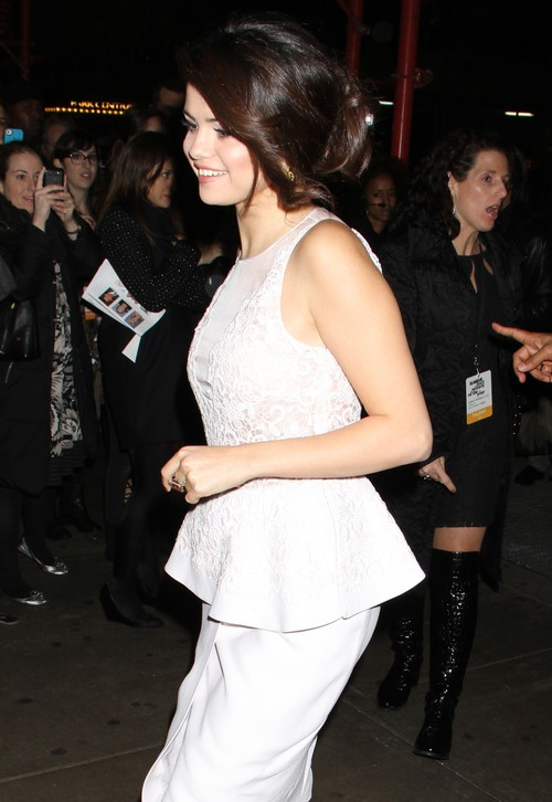 Selena Gomez na Glamour Women Of The Year Award