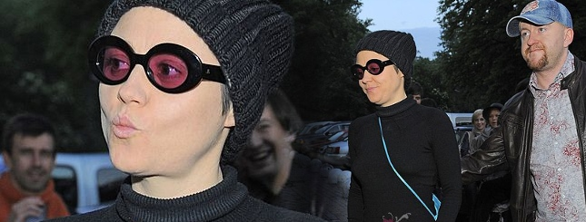 Maria Peszek na pokazie mody (FOTO)