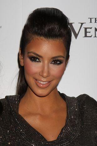 Kim Kardashian i jej ciasteczka (FOTO)