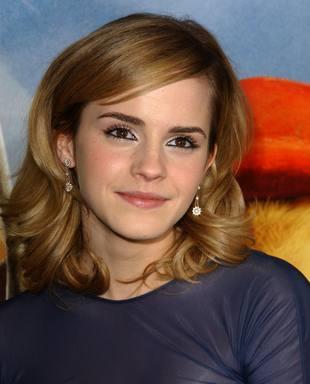 Emma Watson twarzą Burberry (FOTO)