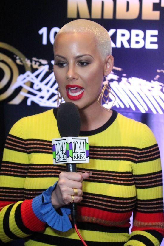 Amber Rose wyjaśnia, dlaczego napisała, że jest kochanką Jaya Z
