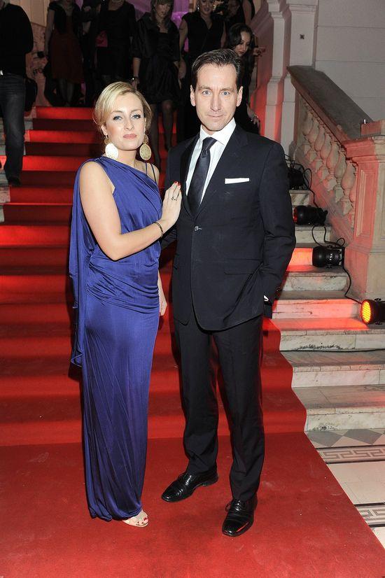 Karolina Kraśko z mężem