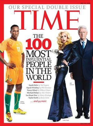 Lady Gaga, Bullock, Swift - najbardziej wpływowe gwiazdy
