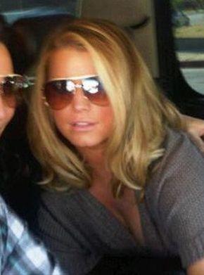 Jessica Simpson i jej nowa fryzura (FOTO)