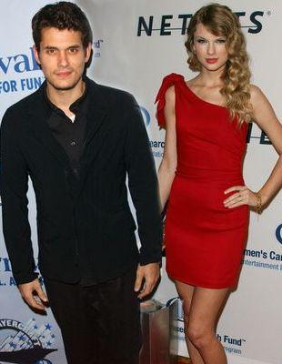 Taylor Swift spotyka się z Johnym Mayerem?