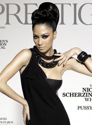 Nicole Scherzinger dla magazynu Prestige (FOTO)
