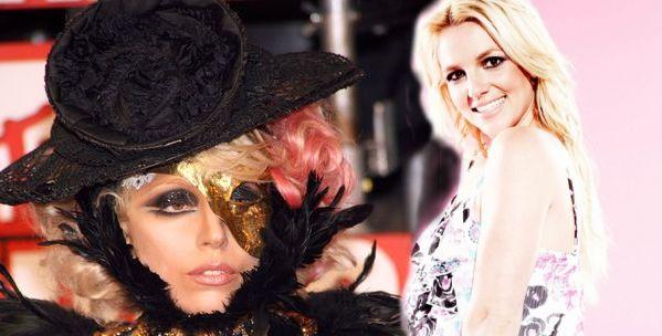 Britney Spears pierwsza zaśpiewała Telephone [VIDEO]