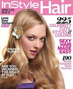 Amanda Seyfried dla roli zgoliłaby nawet włosy