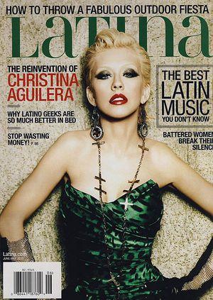Christina Aguilera- seksowna mamuśka (FOTO)