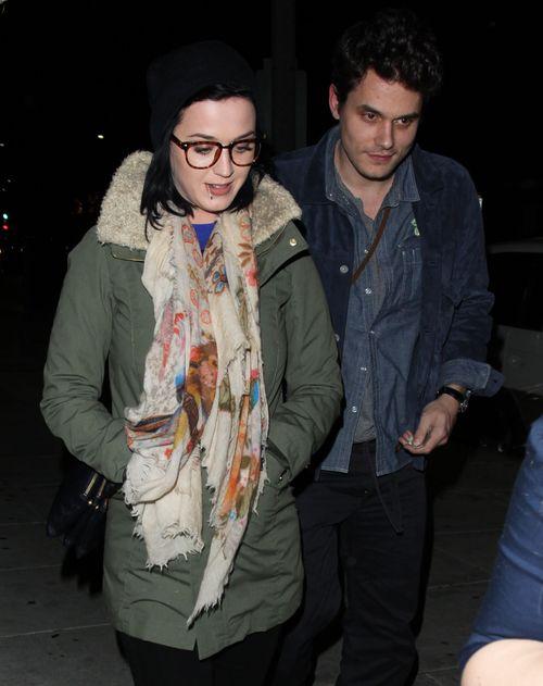 Perry i Mayer spotykają się regularnie (FOTO)