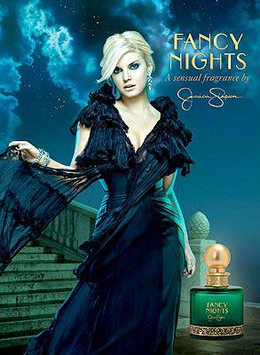 Fancy Nights kolejny zapach od Jessiki Smpson (FOTO)