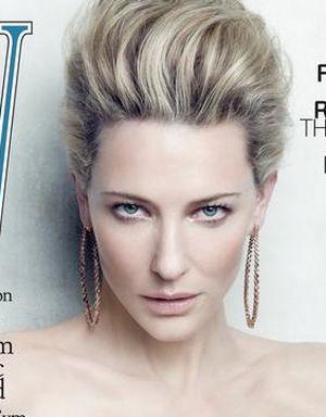 Kate Blanchett: Nie interesuje mnie, co inni o mnie myślą