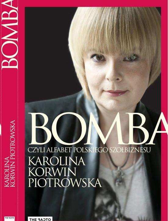 Korwin-Piotrowska pokazała okładkę swojej książki (FOTO)
