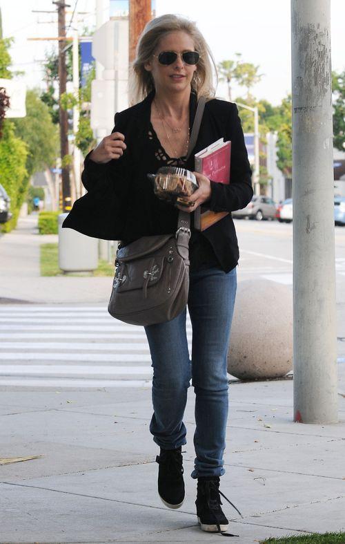 Sarah Michelle Gellar niedawno urodzi�a dziecko (FOTO)