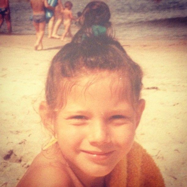 Poznajcie kim jest ta słodka dziewczynka? (FOTO)