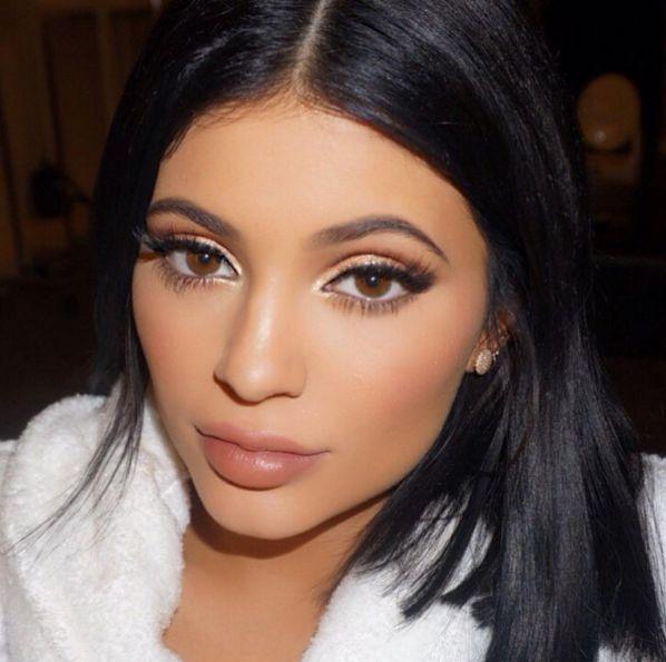 Kylie Jenner, makija�