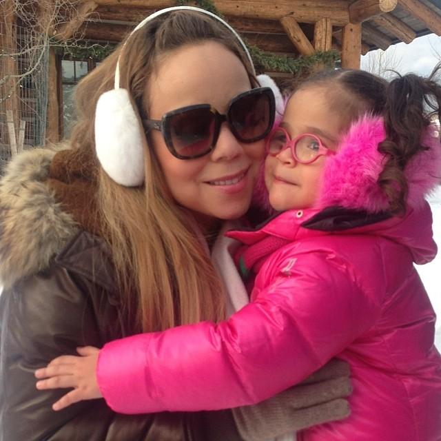 Mariah Carey znowu się rozbiera! (FOTO)