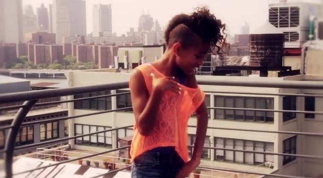 Stara maleńka Willow Smith w nowym klipie - Do It Like Me