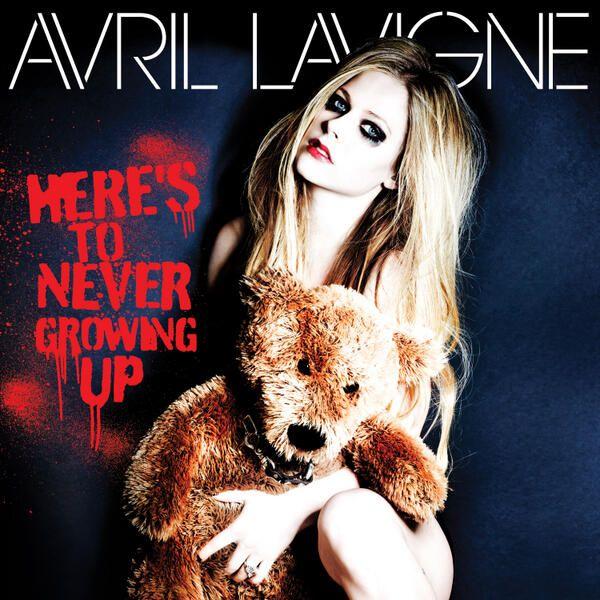 Avril Lavigne nago na okładce nowego singla (FOTO)