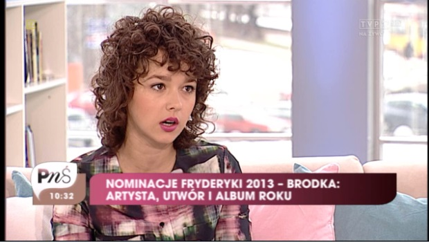 Zakr�cona Monika Brodka (FOTO)