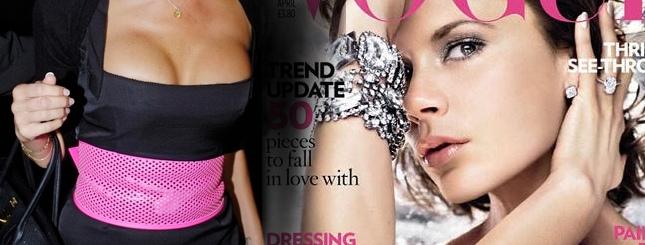 Po co Victoria Beckham zmniejszała piersi?
