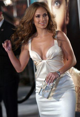 Znudzona Jennifer Lopez