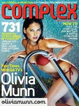 Czy seksowna Olivia Munn zawładnie męską wyobraźnią? (FOTO)