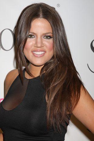Khloe Kardashian - aż dech zapiera!