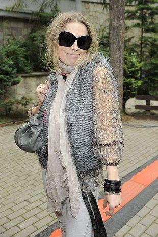 Anna Jopek w okularach w stylu Posh (FOTO)