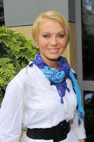 Karolina Nowakowska ma na głowie jajecznicę (FOTO)