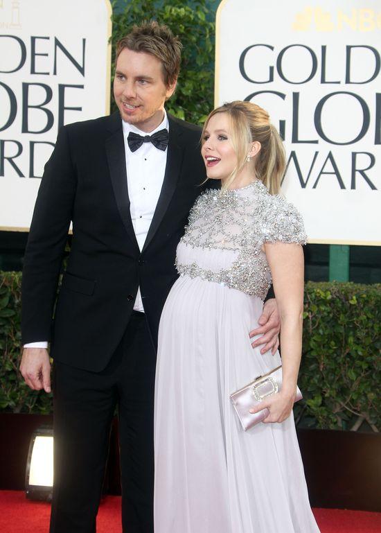 Kristen Bell w ciąży