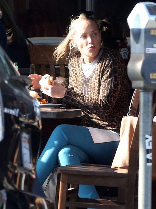Aktorka zabrała swoje psy na lunch (FOTO)