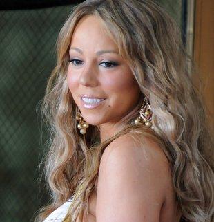 Mariah Carey na planie nowego teledysku (FOTO)