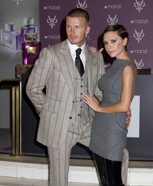 David Beckham zabiera Victorię w cudowne miejsce