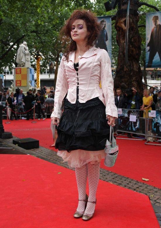 Helena Bonham Carter i jej niepowtarzalny styl