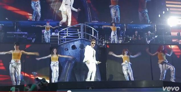 Polski akcent w nowym klipie Justina Biebera (VIDEO)