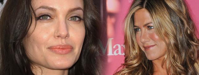 Angelina Jolie pobiła Jennifer Aniston (FOTO)