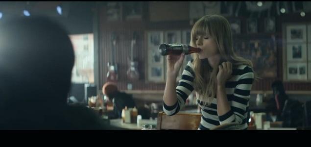 Taylor Swift w reklamie dietetycznej Coli (VIDEO)