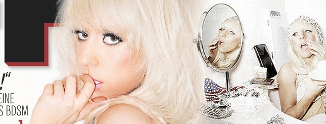 Lady GaGa tak bardzo chce być sexy! (FOTO)