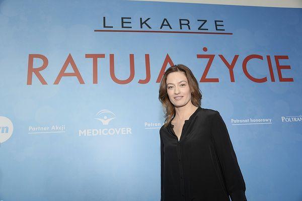 Gwiazdy serialu Lekarze w kampani Lekarze ratują życie (FOTO